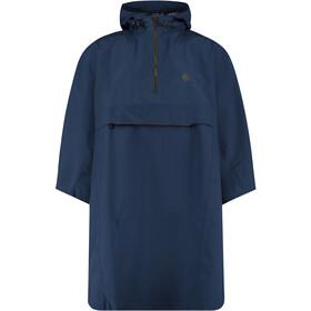 AGU Essential Grant Poncho, Navy Blue